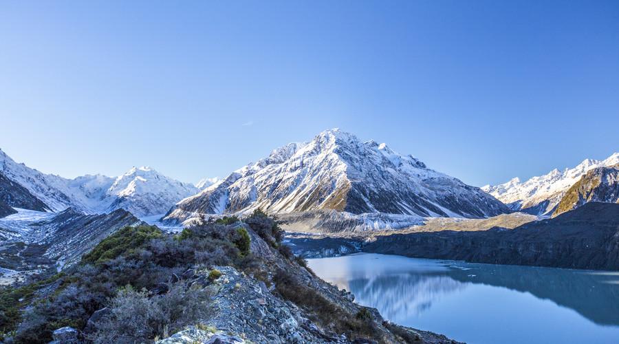 新西兰南北岛10yabo亚博官网(湖光山色&库克山,100%纯净之旅)