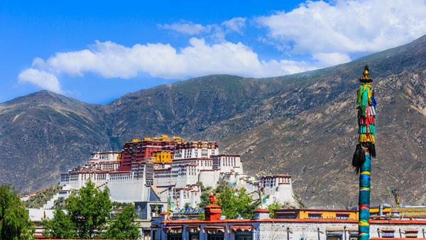 尘封的滇藏线进藏地行青藏出15日自驾游(藏密-五色西藏)